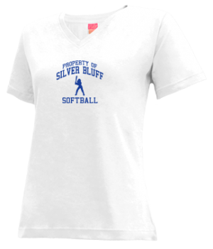 Women's Silver Bluff High School Bulldogs Apparel