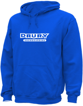 Men's Drury High School Blue Devils Apparel