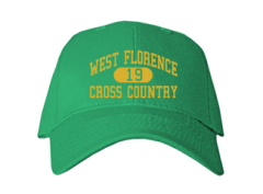 Women's West Florence High School Knights Embroidered Baseball Caps