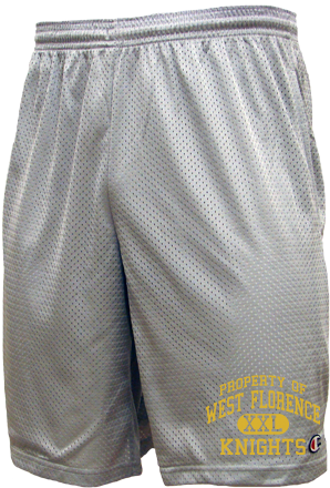 Men's Knights  Mesh Shorts