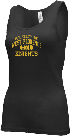 Junior Girls Knights  Tank Tops