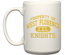 Women's Knights Coffee Mugs (15oz)