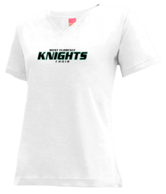 Women's West Florence High School Knights Shirts