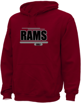 Men's Westside High School Rams Apparel