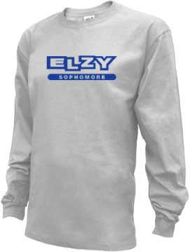 Kids Elzy High School Panthers Apparel