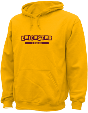 Men's Leicester High School Wolverines Apparel