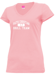Junior Girls Faith Christian Academy Elementary School Torches Apparel