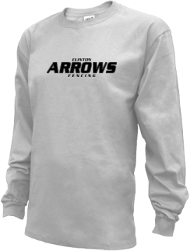 Kids Clinton High School Arrows Apparel