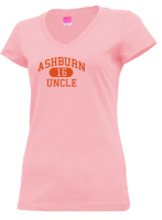 Junior Girls Ashburn Elementary School Flames Apparel