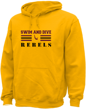 Men's George County High School Rebels Apparel
