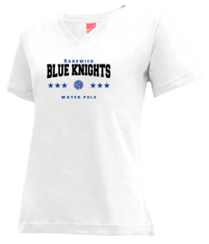 Women's Sandwich High School Blue Knights Apparel