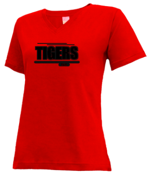 Women's Leflore County High School Tigers Apparel