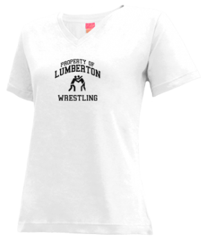 Women's Lumberton High School Panthers Apparel
