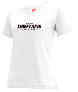 Women's Okolona High School Chieftains Apparel