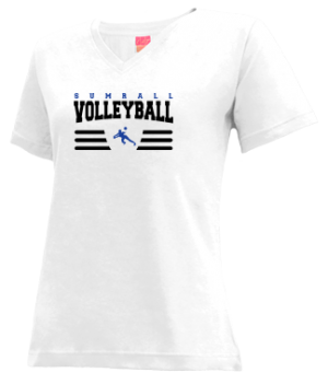 Women's Sumrall High School Bobcats Apparel