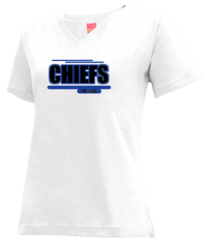 Women's Tylertown High School Chiefs Apparel