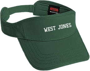 West Jones High School Mustangs Apparel
