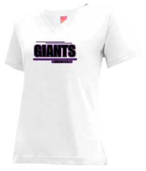 Women's Ben Davis High School Giants Apparel
