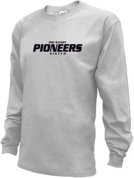 Kids Big Sandy High School Pioneers Apparel