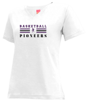 Women's Big Sandy High School Pioneers Apparel