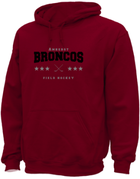 Men's Amherst High School Broncos Apparel