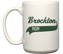 Brockton High School Warriors Coffee Mugs (15oz)