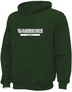 Kids Brockton High School Warriors  Hooded Sweatshirts