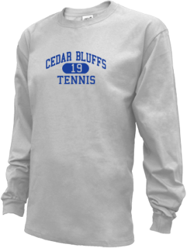 Kids Cedar Bluffs High School Wildcats Apparel