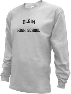 Kids Elgin High School Eagles Apparel
