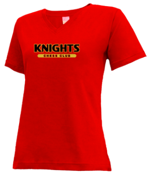 Women's Hellgate High School Knights Apparel