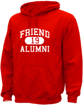 Men's Friend High School Bulldogs Apparel