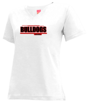 Women's Friend High School Bulldogs Apparel