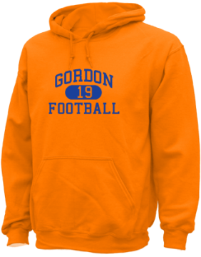 Men's Gordon High School Mustangs Apparel