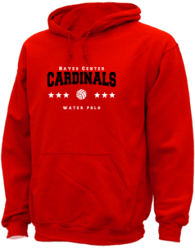 Men's Hayes Center High School Cardinals Apparel