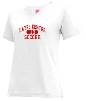 Women's Hayes Center High School Cardinals Apparel