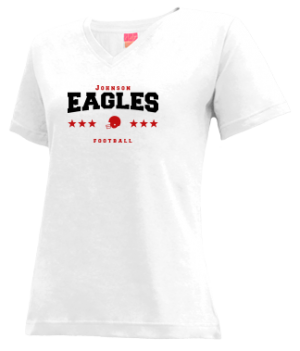 Women's Johnson High School Eagles Apparel