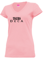 Junior Girls Kirksville High School Tigers Apparel