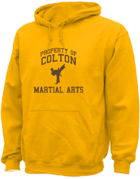 Men's Colton High School Yellowjackets Apparel