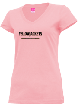 Junior Girls Colton High School Yellowjackets Apparel