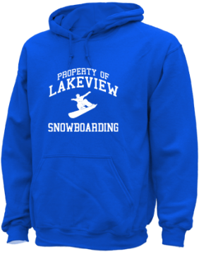 Men's Lakeview High School Vikings Apparel