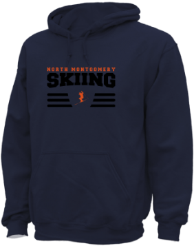 Men's North Montgomery High School Chargers Apparel