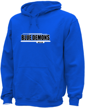 Men's Ryegate High School Blue Demons Apparel