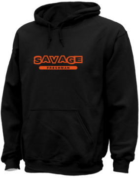 Men's Savage High School Warriors Apparel