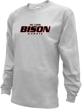 Kids Mc Cook High School Bison Apparel
