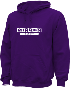 Men's Minden High School Whippets Apparel