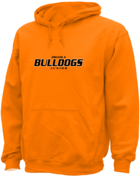 Men's Osceola High School Bulldogs Apparel