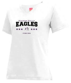 Women's Southern Valley High School Eagles Apparel