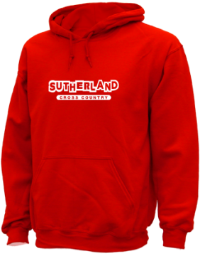Men's Sutherland High School Sailors Apparel