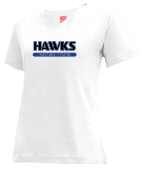 Women's Verdigre High School Hawks Apparel