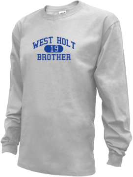 Kids West Holt High School Huskies Apparel